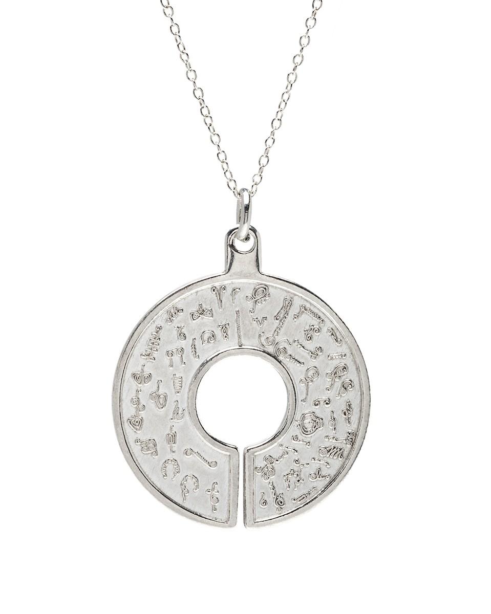 BioSignatures Pendant in Sterling Silver (2019 version)